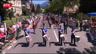 Musikgesellschaft Aadorf: Marschmusik In Chur