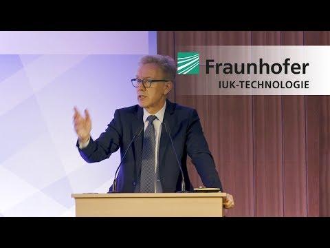 Impulsvortrag Prof. Dr. Wolf-Dieter Lukas zum aktuellen Forschungs- & Bildungsstand »Big Data«