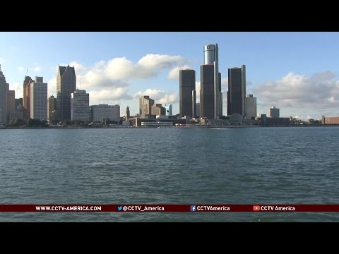 Chinese investors help revive Detroit's economy