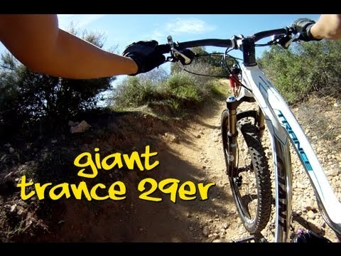 2013 Trance X 29er 0 - Ride Giant Demo Tour Mountain Biking