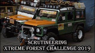 OFFROAD RCVLOG #7 -SCRUT EXTREME FOREST CHALLENGE 2019 AT CIBUBUR-