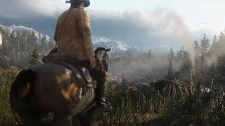 Red Dead Redemption 2: All the Systems on Display in Every Trailer