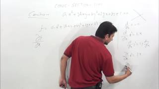 Conic Section-1 IIT-JEE previous year question solutions with Rivision