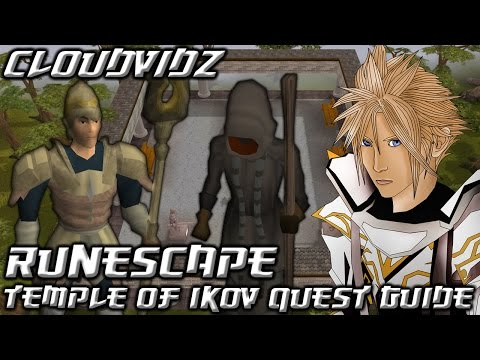 Runescape Temple Of Ikov Quest Guide HD Review Thumbnail