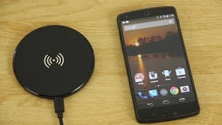 Anker Ultra-Slim Qi-Enabled Wireless Charging Pad
