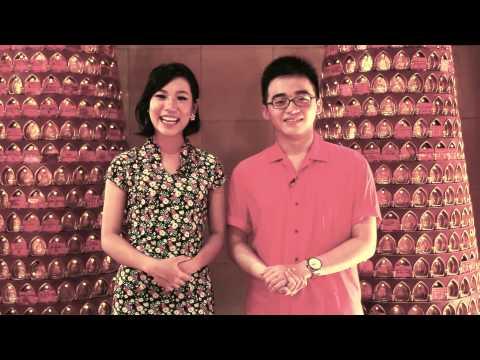 BINUS TV Chinese New Year 2566 Greeting ver. ASTRID & AWI