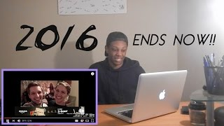 2016: The Movie (Trailer) By  FRIEND DOG STUDIOS REACTION