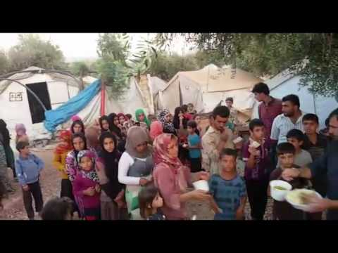 DAY 25 DAILY IFTAR MEALS IN SYRIA RAMADAN 2016
