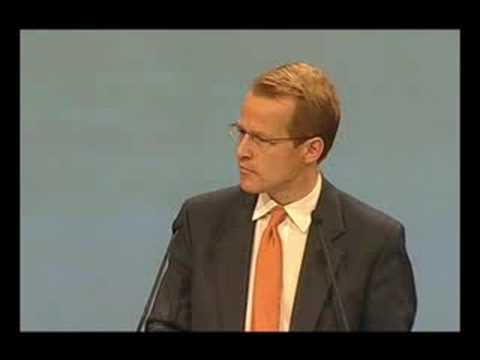 Bournemouth 2008: David Laws on a liberal education system