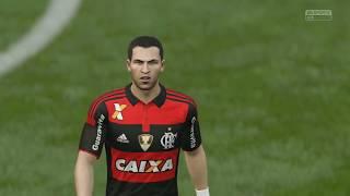 Flamengo X Palmeiras Fifa 15