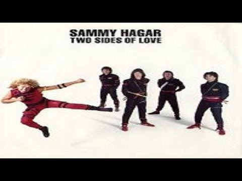 Sammy Hagar - Two Sides Of Love (1984) (Music Video) WIDESCREEN 1080p