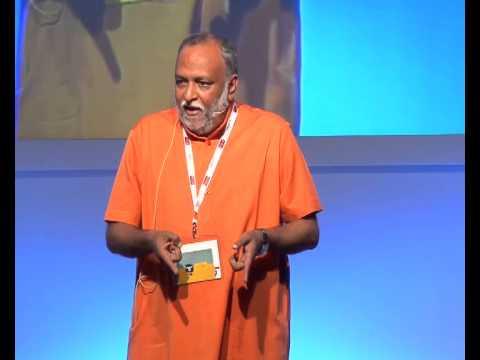 Swami Sukhabodhananda At Goafest 2013 video