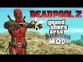 GTA SAN ANDREAS DEADPOOL 2 2018 MOD thumbnail