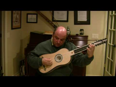 Passacaglia by Corbetta for Baroque Guitar