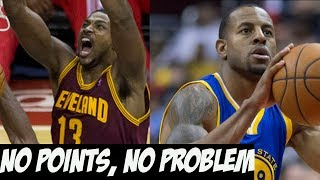 Top 5 NBA Players Who Score Less Than 10 Points A Game