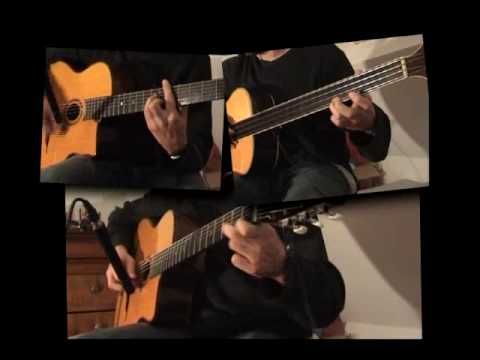 Minor Swing - Django Reinhardt tab