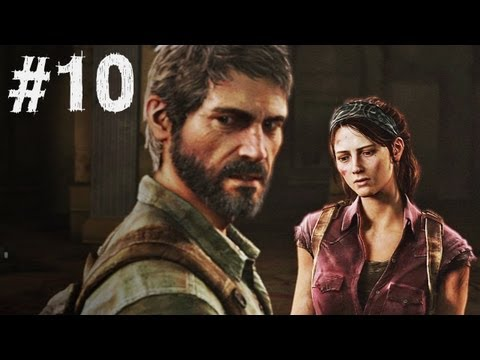The Last of Us Gameplay Walkthrough Part 10 - The Capitol Building