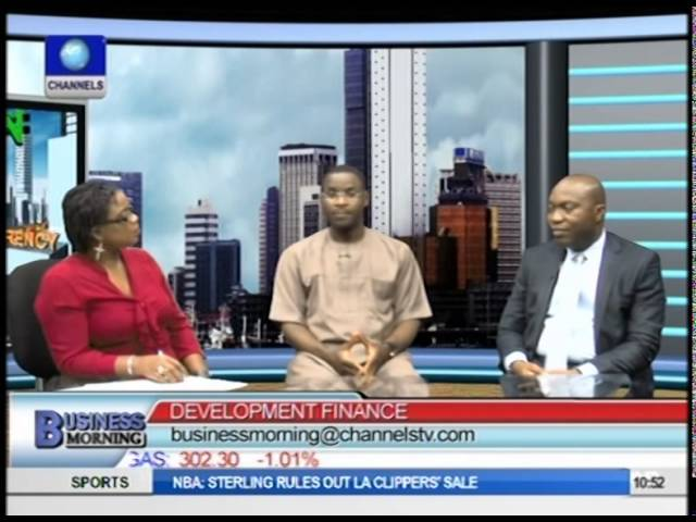 Business Morning: Development Financing And Planned Bank Of Industry Partial Privatisation Part3