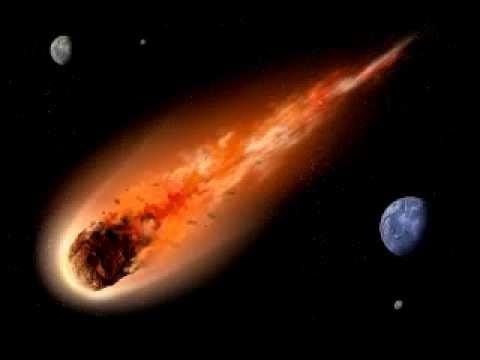 Como se forman los Meteoritos
