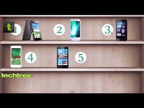 Top 5 budget smartphones under Rs.10,000