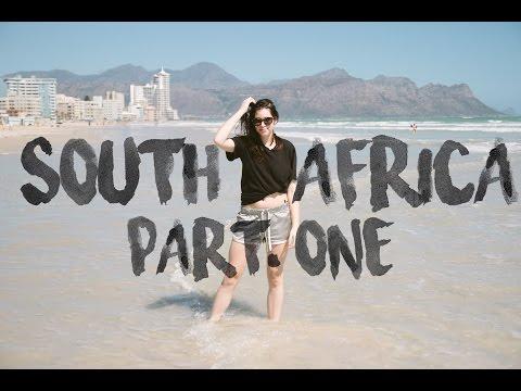 South Africa Tour Vlog Pt. 1 | JTTV Sheisjill