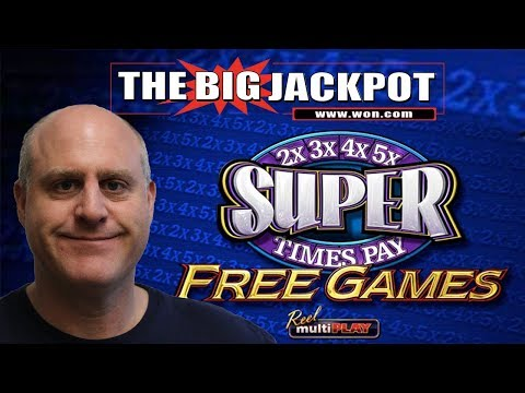 ★ SUPER WIN$ ★ on SUPER TIMES PAY FREE GAMES 💰