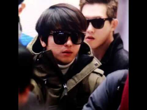 141219 CNBLUE  Gimpo Airport to Tokyo