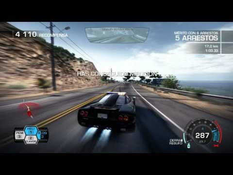 Hot Pursuit Mclaren F1 + Sfdk - Lista De Invitados -fucking Real Con El Limite.mp4 video