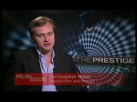 The Prestige Film 2006