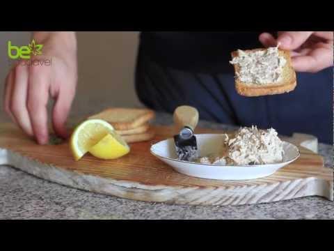 Receita Be Saudável - Pasta de Atum