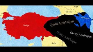 Butov Azerbaijan - Qerbi Azerbaycan - Guney Azerbaijan - Guzey Azerbaycan