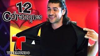 12 Hearts: ♋ | 1 Cancer Bachelor Vs. 11 Latinas | Full Episode | Telemundo English