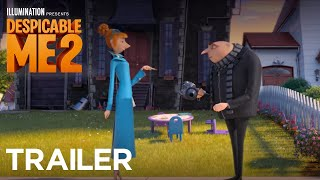 Despicable Me 2 - Trailer #2 - Illumination
