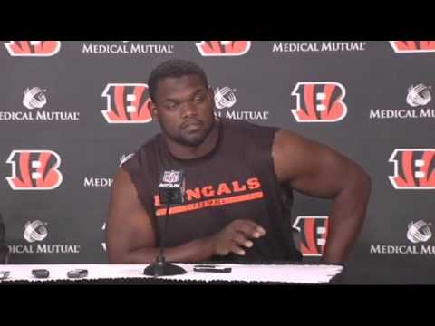 Bengals sign All-Pro DT Geno Atkins to five-year extension