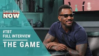 Dr. Dre, 50 Cent, & The Robin Hood Project: Rapper The Game Sits Down with Larry