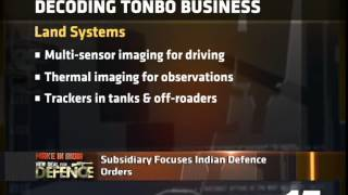 Make In India: New Deal For Defence - Segment 2 Tonbo Imaging