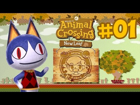 Animal Crossing New Leaf - Capítulo 1 - Rumbo a Eastown :D