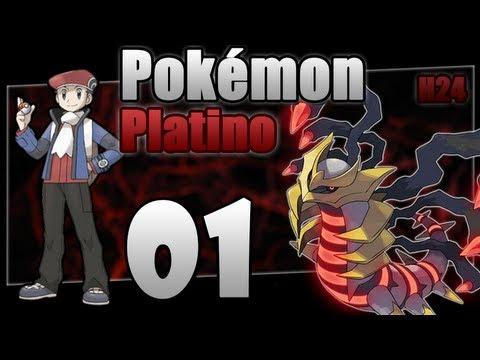 Guida Pokémon Platino Parte 1 La grande scelta