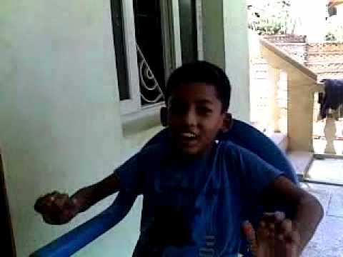 Nayeem Ali (future Nagoor Hanifa) Sings E.m.hanifa Songs - Udayanadu video
