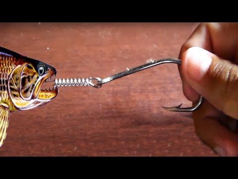 Chicote para Pesca da Traíra - [Pesca Videos]