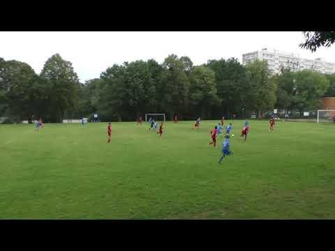 Sestřih branek U13 FCB - Bílovec