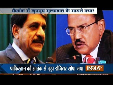 NSAs of India, Pakistan Have 'Constructive' Meet in Bangkok