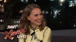 Natalie Portman on Star Wars & Annihilation