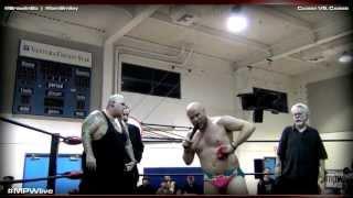 GQ Money vs. Brawlin Bo Cooper : Career vs. Career Match : MPW 05/18/2013