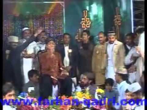 Haq Allah Aye Mujahid-e-Nabi Farhan Ali Qadri  Bakhtay wala_Gujaranwala...