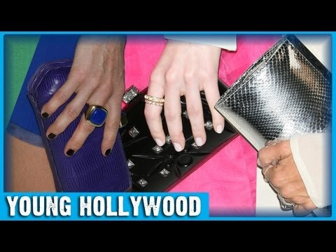 HANDBAG SECRETS: Julianne Hough, Sarah Jessica Parker, &amp; More Reveal All!