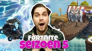 FORTNITE SEIZOEN 5 IS ZIEK! - Fortnite Battle Royale (Nederlands)