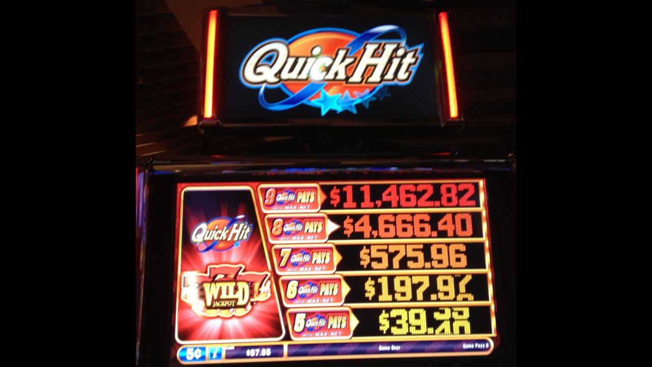 how to win quick hit platinum