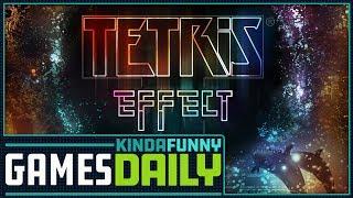 OMG A NEW TETRIS - Kinda Funny Games Daily 06.06.18