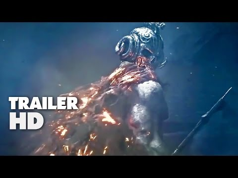 King Arthur Legend Of The Sword - Official Comic-Con Trailer 2017 - Charlie Hunnam Movie HD